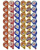 48 Assorted Coffee Cream Creamer Singles Set, Delicious Coffee Mate Liquid Coffee Creamer,...