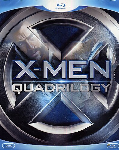 X-Men - Quadrilogy