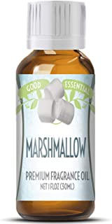 Marshmallow Scented Oil by Good Essential (Huge 1oz Bottle - Premium Grade Fragrance Oil) - Perfect for Aromatherapy, Soaps, Candles, Slime, Lotions, and More!