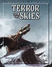 Terror From the Skies: A Race to Save Humanity from a Dark Future (Call of Cthulhu roleplaying)