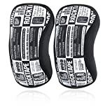 RockTape Knee Sleeves, 2-Pack, Competition Grade, 5mm or 7mm...