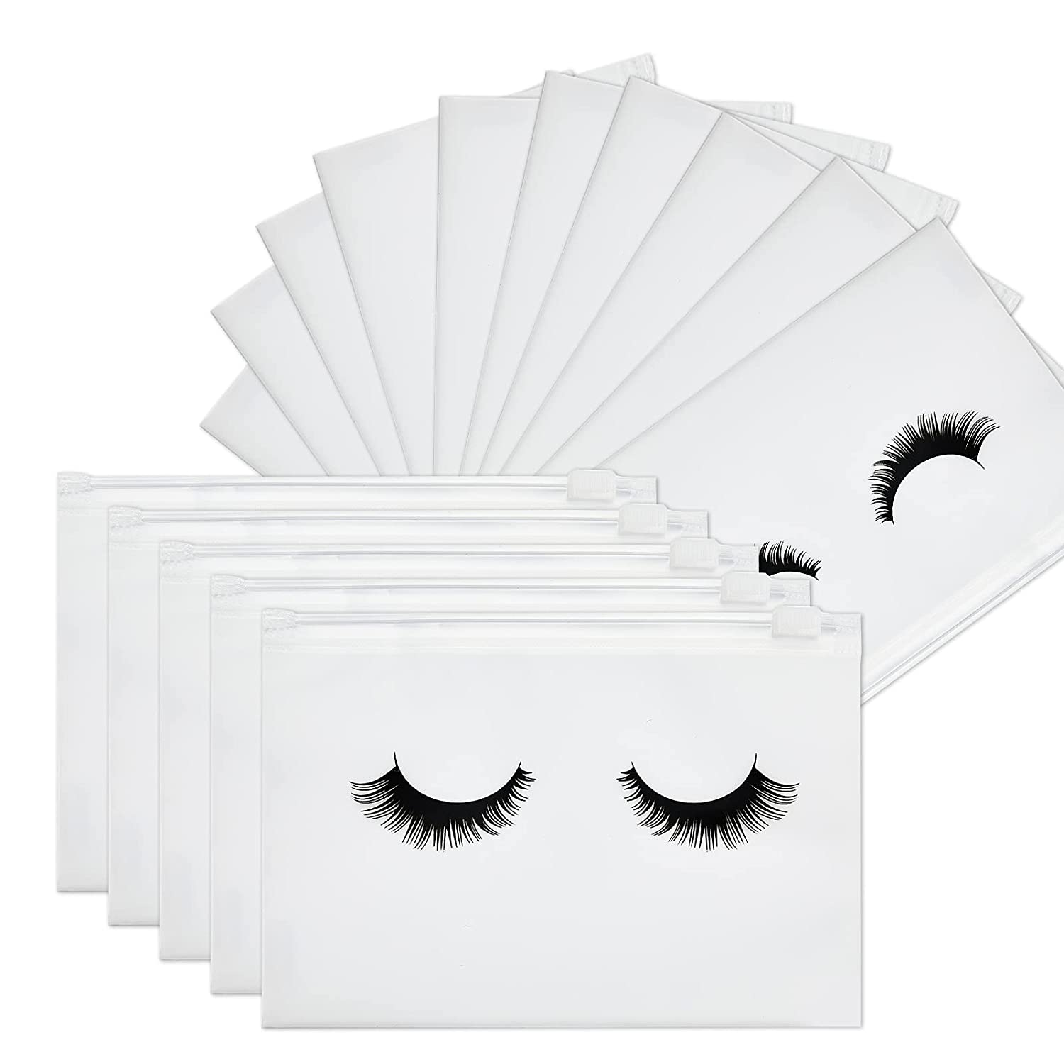 50 Pieces Eyelash Aftercare Ba Cosmetic Makeup Bags Brand Cheap Sale Max 62% OFF Venue