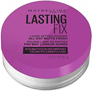 Maybelline Master Fixing Loose Powder Grey
