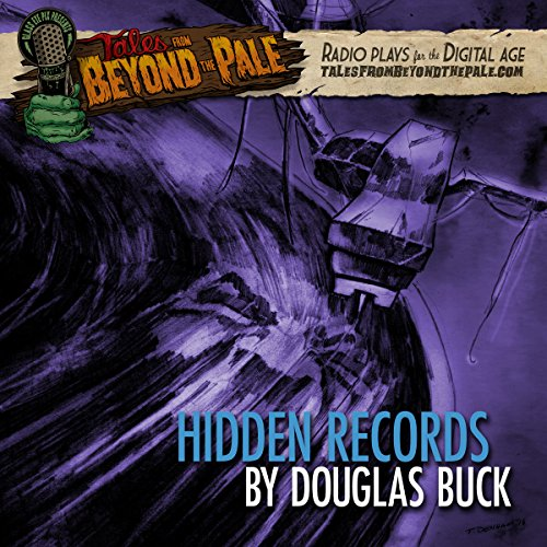 Hidden Records audiobook cover art