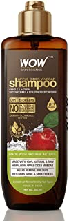 Wow Skin Science Apple Cider Vinegar Shampoo, 200 ml