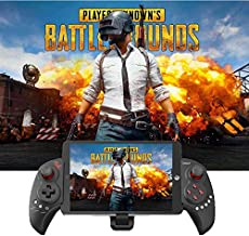 EDTara Wireless Bluetooth Gamepad Telescopic Game Controller Pad for Android iOS Tablet PC