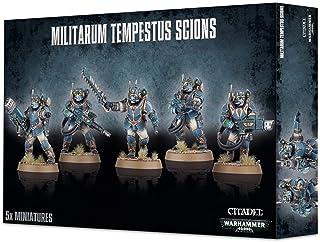 Games Workshop Warhammer 40K Militarum Tempetus Scions