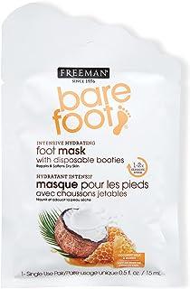 Freeman Beauty Freeman Bare Foot Coconut Milk & Honey Foot Mask, 15 Milliliters