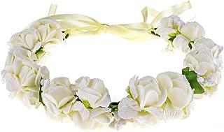 renaissance festival flower headbands