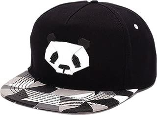 King Star Men Solid Flat Bill Hip Hop Snapback Baseball Cap