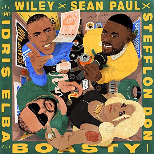 Boasty (feat. Idris Elba) [Explicit]