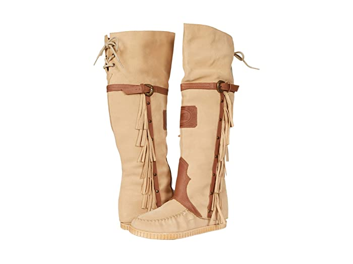 Caddo  Shoes (Natural Suede) Women's Boots