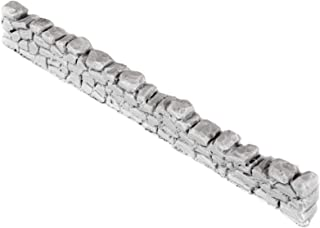 War World Gaming Dry Stone Wall Unpainted x 9 – 20mm - 28mm Wargaming Tabletop Terrain Scenery Landscape Model Miniatures ...