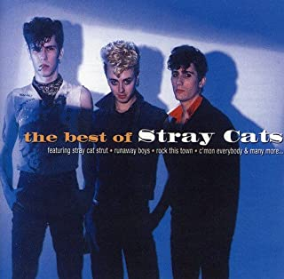 Best of: STRAY CATS