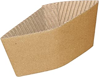 Bagues anti chaleur pour gobelets 350ml et 455ml x1000