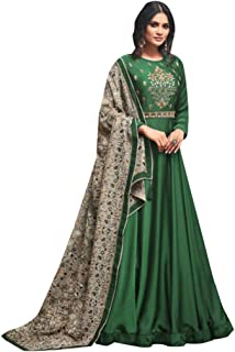Designer Collection Embroidered Zari Hand work Indian Anarkali Salwar Suit Ethnic wear women gown Ceremony Muslim 761 8