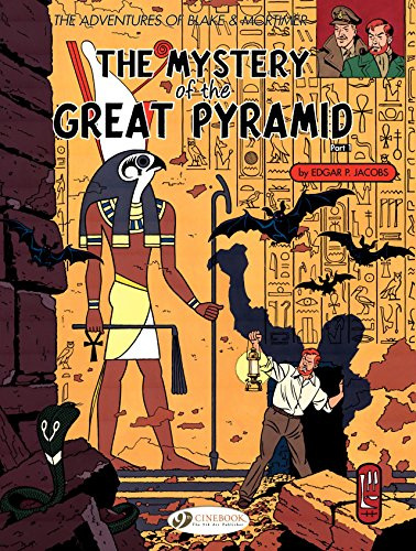 Blake & Mortimer - Volume 2 - The Mystery of the Great Pyramid (Part 1) (English Edition)