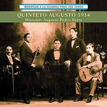 Homenaje a la Vieja Guardia del Tango: 1914