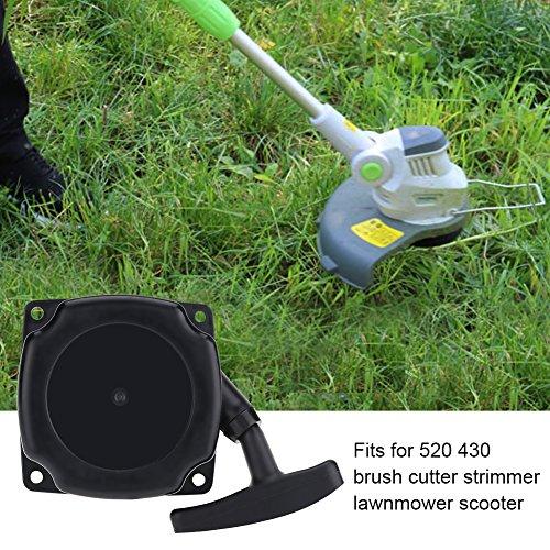 Recoil Starter Pull Easy Start Assembly for 520 430 Brush Cutter Strimmer Lawnmower Scooter