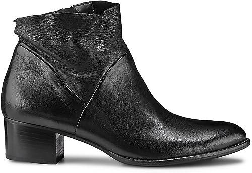 Paul vert   femmes Ankle bottes - noir