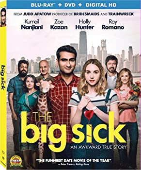 The Big Sick Blu-ray DVD Digital