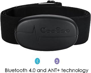 Correa suave premium con monitor de control de ritmo cardíaco., para iPhone 6,iPhone 7, color negro