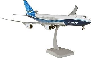 ホーガンウイングス 1/200 ボーイング 747-8F ボーイングハウスカラー 2019