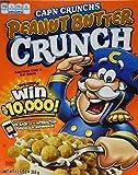 Quaker cap´n crunch´s peanut butter 355 g