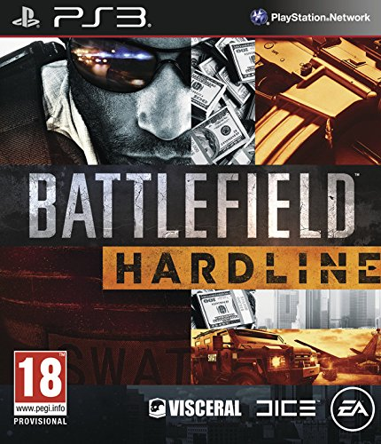 Electronic Arts Battlefield Hardline, PS3 PlayStation 3 vídeo - Juego (PS3, PlayStation 3, FPS (Disparos en primera persona), Modo multijugador, M (Maduro))