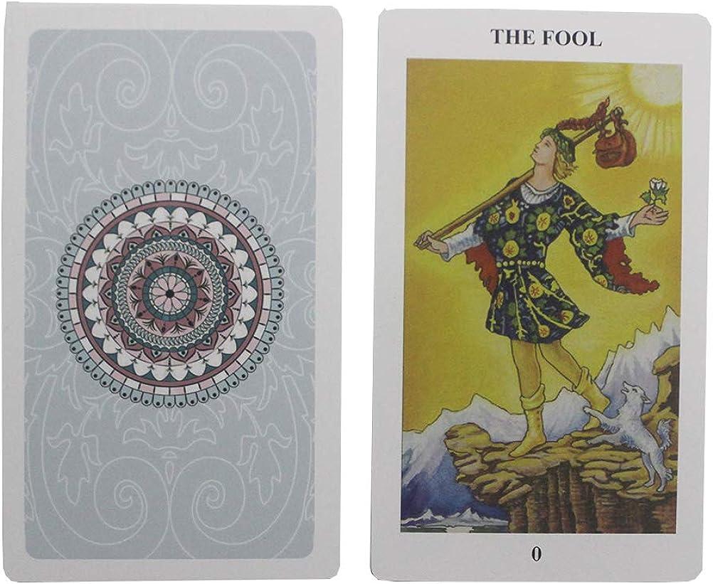 Airoads Tarot Max 58% OFF Cards Classic Card mart Book Guide Ori Deck with