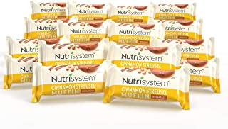 Sponsored Ad - Nutrisystem® Cinnamon Streusel Breakfast Muffins, 16ct, Delicious Pastries to Start Your Day Off Strong