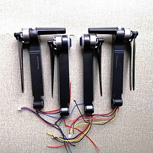 Accessori giocattolo. Pezzi di ricambio Braccio Elica Pale Motori Pattini di atterraggio del motore Gamba / Adatto per SJR / C F11 SJRC F11 F11Pro RC Quadcopter Drone Accessori (Colore: 1 pz anteriore