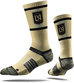 Strideline Mens MLS Premium Athletic Crew Socks N00254555ML-P