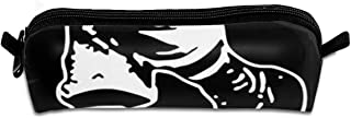 Pencil Case Skinhead Girl Stylish Pencil Bag for Women Holiday