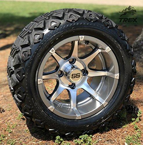 "12"" Banshee Wheels & Tires"