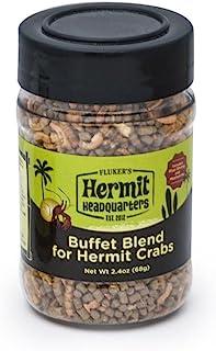 Fluker's Buffet Blend for Hermit Crabs, 2.4-Ounce
