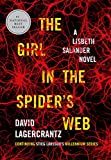 The Girl in the Spider's Web 表紙画像