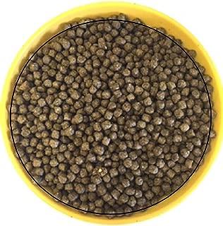 America's Best Koi Food Color Enhancing Fish Food Floating Pond Pellets for Koi and Goldfish 35% Protein 10 lb Bag