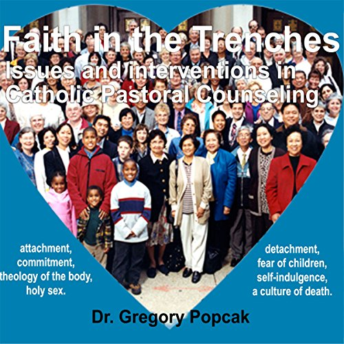 Faith in the Trenches audiobook cover art