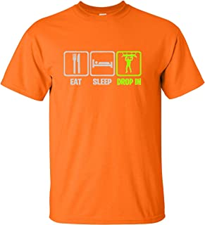 Youth Eat Sleep Drop in T-Shirt