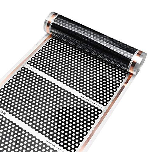 MJJEsports 50Cm 2M vloerverwarming infrarood folie ondergrond folie folie A Nido D 'Bij rooster 220V