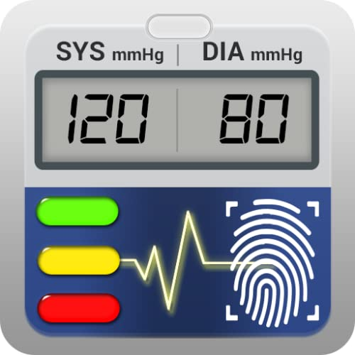 Blutdruck -Scanner Prank