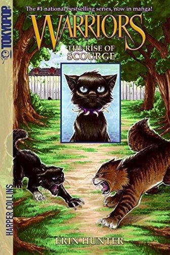 Warriors: The Rise of Scourge (Warriors Manga Book 4) (English Edition)