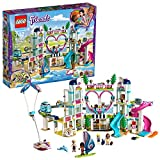 LEGO Friends Heartlake City Resort 41347 Top Hotel Building Blocks Kit for Kids Aged 7-12, Popular and Fun Toy Set for Girls (1017 Pieces) (Discontinued by Manufacturer)