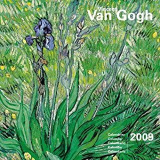2009 Van Gogh Large Calendar