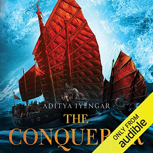 The Conqueror  By  cover art