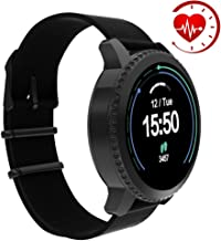 ZLI Waterproof Sport Smartwatch with Heart Rate Monitor  Fitness Tracker with Calorie Step Counter Smart Band for iOS   Android