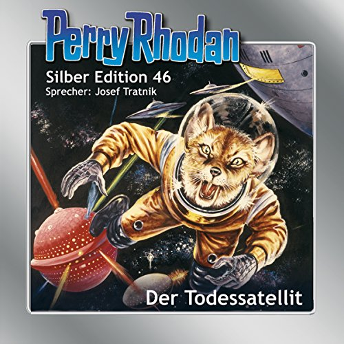 Der Todessatellit audiobook cover art