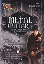 Music Sales laiho Alexi – Metal Guitar Level 2 DVD Teoría y PEDAG ogik Guitarra acústica