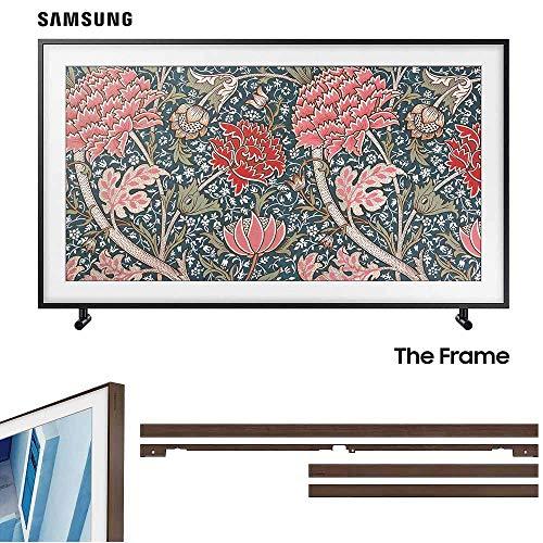 Samsung QN55LS03RA The Frame 3.0 55' QLED Smart 4K UHD TV (2019) with Extra Frame